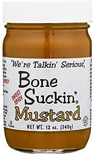 Bone Suckin' Sweet Hot Mustard