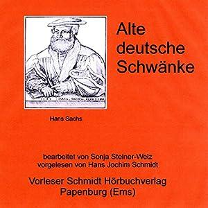 Alte deutsche Schwänke Audiobook