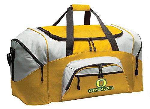 Broad Bay Large UO Duffle Bag Large University of Oregon Gym Bags (Oregon Gym Bag)