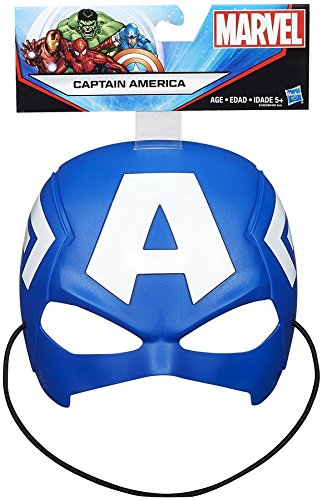 Marvel Captain America Movie Roleplay Mask by Hasbro MVL VALUE MASK AST WV2 16