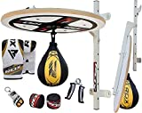 RDX 10PC Boxing Speed Ball Heavy Platform MMA