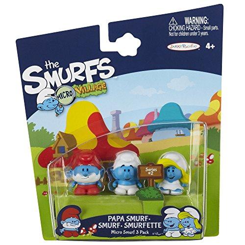 e 3 Pack: Smurf, Papa Smurf, Smurfette ()