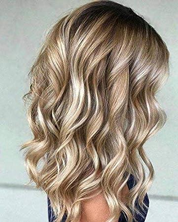 Braune haare blond Discover braune