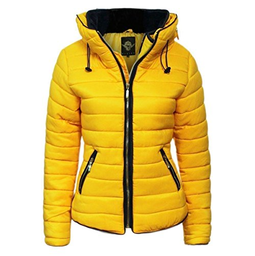 Wardrobe Giacca Yellow Mustard Donna Flirty 0dnqUzd