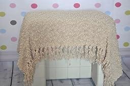 Newborn Baby photography photo props polyester Basket Stuffer Background blanket rug TZ05