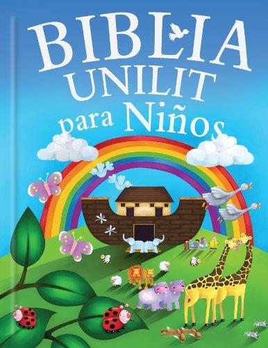 Biblia Unilit para niños - Candle Bible for Kids (Spanish Edition)