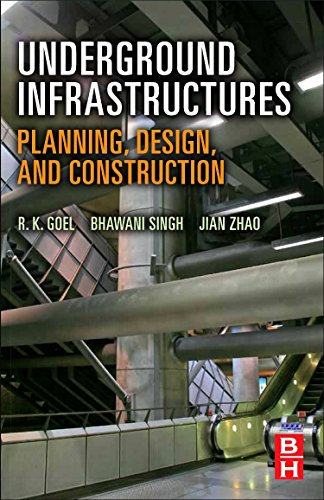 Underground Infrastructures: Planning, Design, and Construction