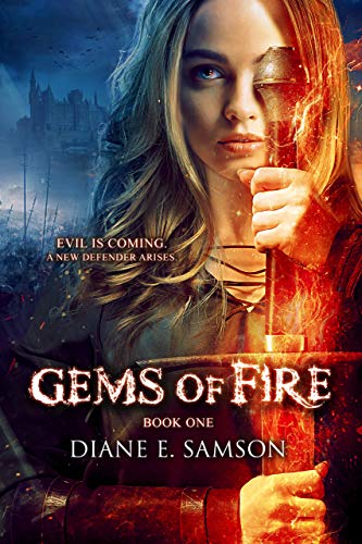 Gems Of Fire by Diane E. Samson ebook deal