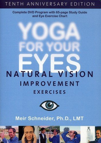 Yoga for Your Eyes - Natural Vision Improvement Exercises (Best Self Improvement Videos)