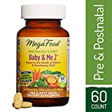 MegaFood - Baby & Me 2, Twice Daily Prenatal and Postnatal Supplement...
