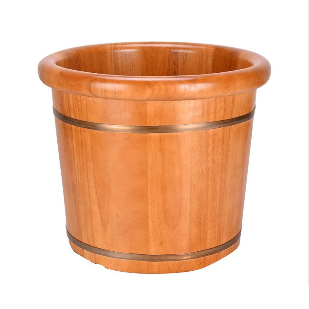 大特価放出! LIZHIQIANG 純木のフット浴槽、ペディキュアスパオークの樽、滑らかで繊細なペディキュアバレル B07MNSDR8Q、ペディキュアボールスパマッサージ家庭用フットバスバレル LIZHIQIANG B07MNSDR8Q, 腕時計ノップル:ff8d80a6 --- arianechie.dominiotemporario.com