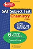 img - for SAT Subject Test: Chemistry: 6th Edition (SAT PSAT ACT (College Admission) Prep) book / textbook / text book