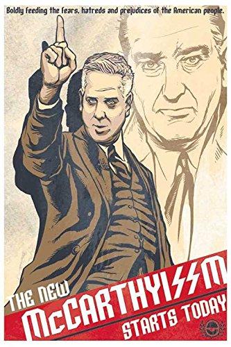 Glenn Beck POSTER Movie (2009) The New McCarthyissm Starts Today 24 x 36 Inches - 61cm x 92cm (Glenn Beck)(Joseph McCarthy)