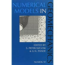 Numerical Models in Geomechanics: Proceedings of the 6th international symposium NUMOG VI, Montreal, Canada, 2-4 July 1997