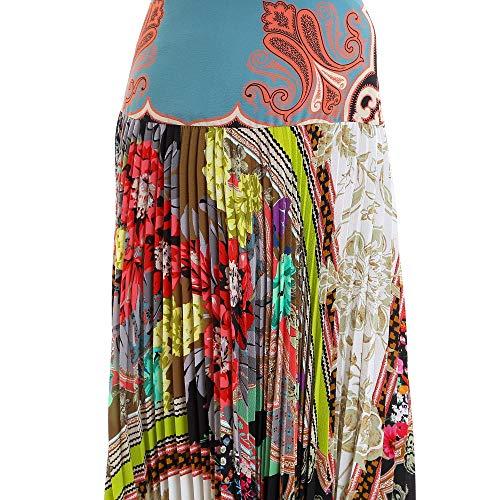 Multicolore Etro 1769743571 Jupe Femme Polyester ff6x7EHwq