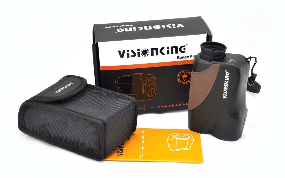 Visionking entfernungsmesser ck laser für golg jagd