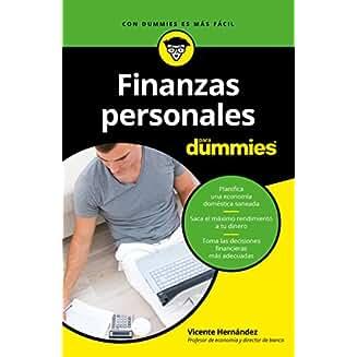 Finanzas personales para dummies book jacket