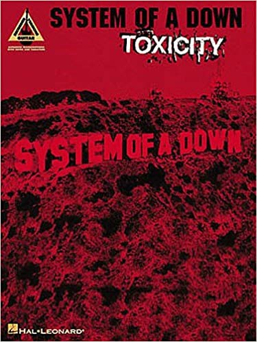 System Of A Down: Toxicity (TAB). Sheet Music for Guitar Tab(with ...