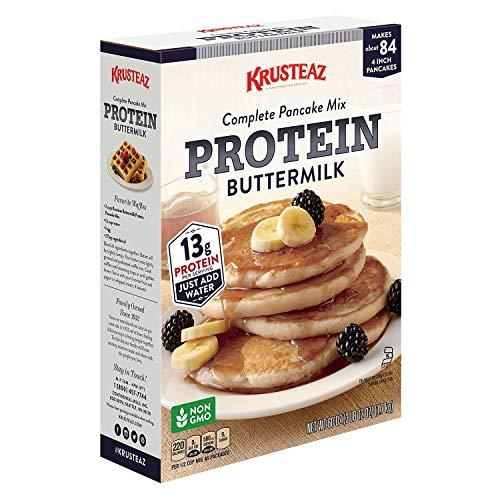 Krusteaz Protein Buttermilk Pancake Mix 60 oz