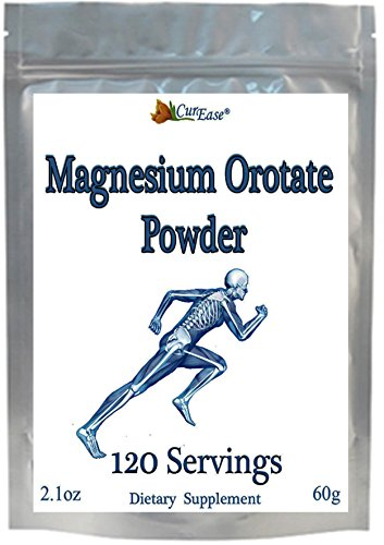 Amazon.com: Magnesium Orotate POWDER ~ 120 Servings 500mg equal to 120 pills Capsules Tablet: Health & Personal Care