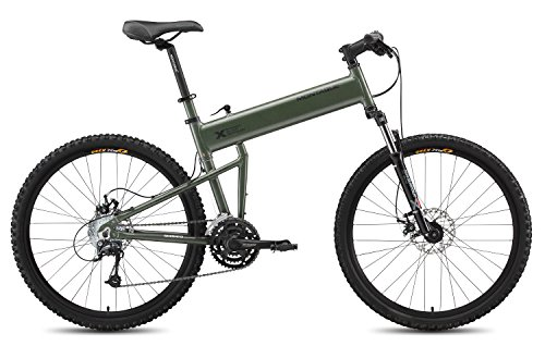 Montague Paratrooper Mountain Bike - 20 Inch - Cammy Green