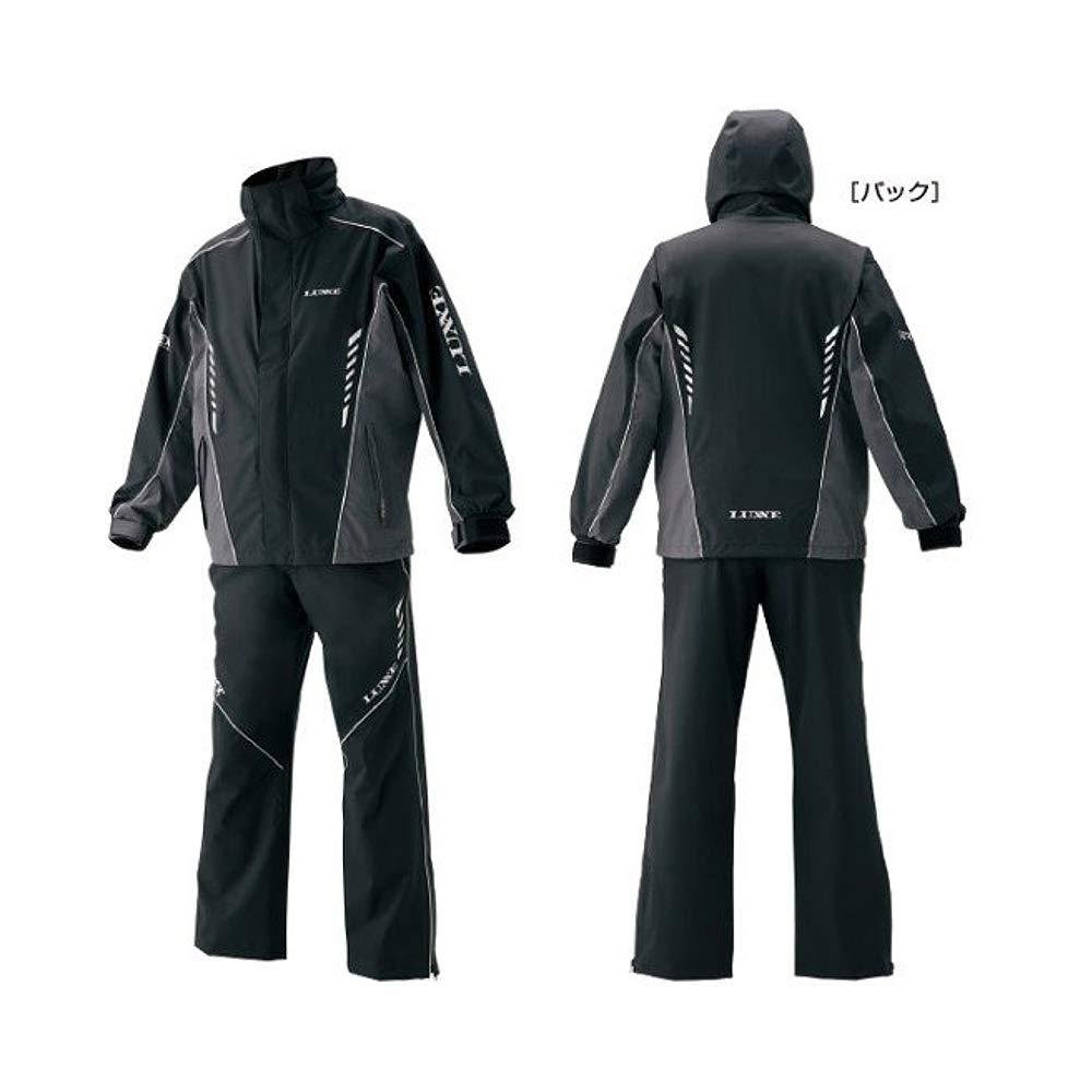 絶妙なデザイン がまかつ(Gamakatsu) B07PR9PS1R LUXXE LE3546 ゴアテックス レインスーツ レインスーツ ライトタイプ ブラック LE3546 B07PR9PS1R Medium|ブラック ブラック Medium, TRE STYLE:8bcb0560 --- quiltersinfo.yarnslave.com