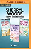 img - for Sherryl Woods Ocean Breeze Series: Books 1-3: Sand Castle Bay, Wind Chime Point, Sea Glass Island book / textbook / text book