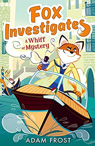 book cover of A Whiff of Mystery