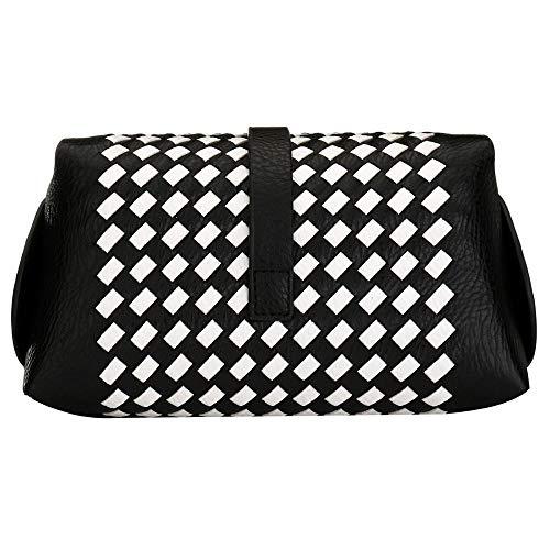 Taille Femme Unique pour Mangetal Noir Pochette wY611F