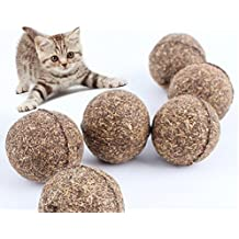 Catnip Ball Catmint Catswort Toy Cat Toy Natural Catnip 100% Premium Natural Catnip For Cats Go-Crazy Toy Cat product Fun