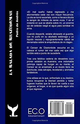 La balada de Brazodemar: Amazon.es: de Andrés, Pedro: Libros