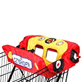 Little Tikes Cozy Coupe Shopping Cart Cover, Red/Blue/Yellow
