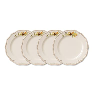Pfaltzgraff Plymouth Dinner Plate (11-1/2-Inch, Set of 4)