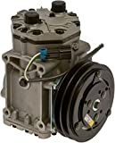 ET210L Freightliner Kenworth Peterbilt York Style Brand New AC Compressor with Double V band clutch