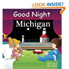 Good Night Michigan (Good Night Our World)