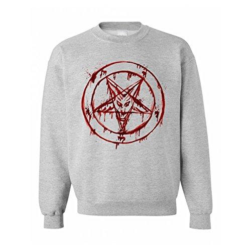 Satan Pentagram Star Baphomet Unisex Sweater