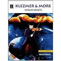 Klezmer & More: UE33650: Violin Duets - World