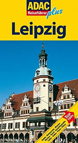 ADAC Reiseführer plus Leipzig: Mit extra Karte zum Herausnehmen
