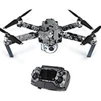 MightySkins Skin For DJI Mavic – Viper Urban Protective, Durable, and Unique Vinyl Decal wrap cover | Easy To Apply, Remove, and Change Styles | Made in the USA