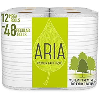 Amazon Com Earth Friendly Products Bathroom Tissue