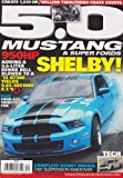 5.0 Mustang & Super Fords Magazine December 2012 (950HP Shelby!)