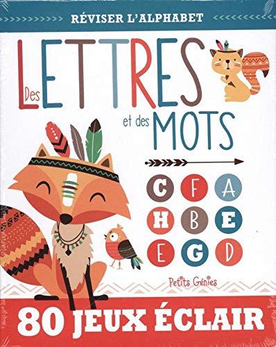 Petits Génies Réviser l'Alphabet : Letters & Words (French) (Lalphabet Letter)