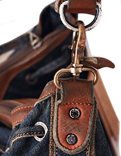 Genda 2Archer Elegante Cowboys / Cowgirl Borsa a tracolla Everyday borsette