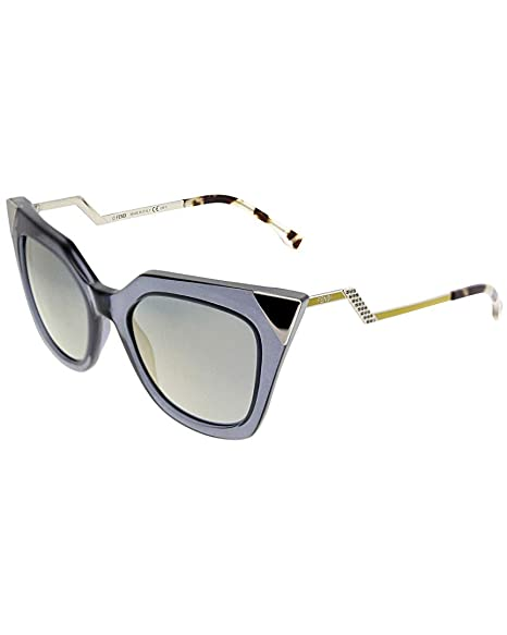 Amazon.com: Fendi Fendi 0060/S 0MSU MV - Gafas de sol: Clothing