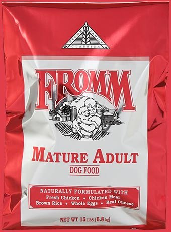 Fromm Classics Mature Adult Dog Food 15lb