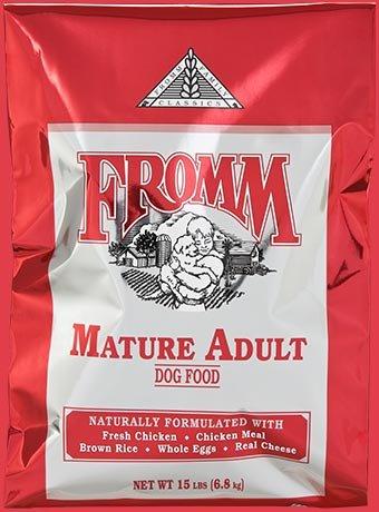 Fromm Classics Mature Adult Dog Food 15lb
