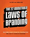The 22 Immutable Laws of Branding by Ries, Al, Ries, Laura (2002) Paperback
