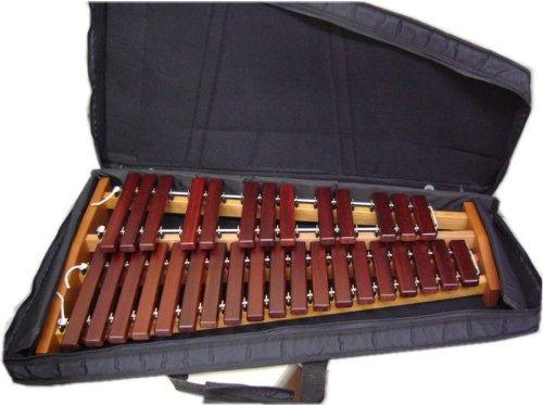 コオロギ シロフォン 高級卓上木琴 ECO32【専用ソフトケース付き】 B00AHWTUSY