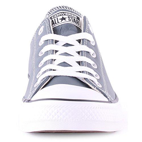 Converse Unisex Chuck Taylor As Hi Black Mono Basketball Shoes Grey - Grey g1eAi