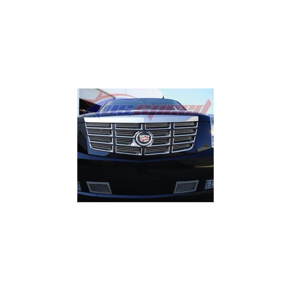 2007 2008 Cadillac Escalade, EXT,ESV Billet Grille Insert Automotive